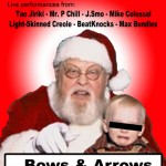 Bows and Arrows Toy Drive Nov 27