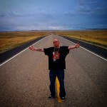 Mr P Chill embraces Wyoming