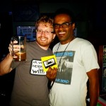 Dustin with Lumis in Pittsburg Kansas