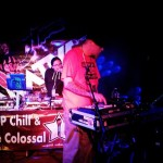 Mr P Chill and Mike Colossal rockin in Colorado Springs