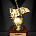 Mr. P Chill Honored With The Hip Hop Culture Award