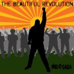 Artwork For Mr. P Chill's 12th album, The Beautiful Revolution, Unveiled!